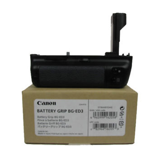 Canon BG-ED3 Battery Grip for EOS D30 holds 2 x BP511 Enlarged Preview