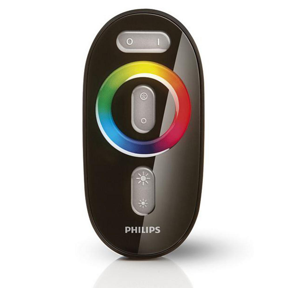 philips livingcolors led mood light with remote black 69143 65 pu lighting black