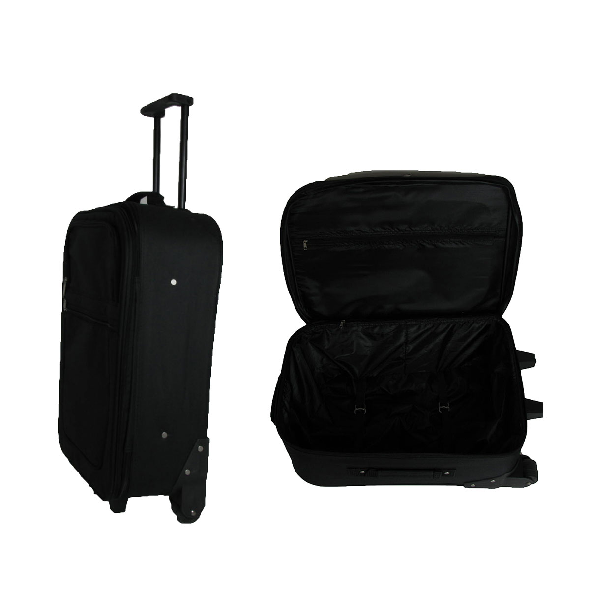 50cm Expandable Trolley Case Travel Bag Cabin Luggage Ebay