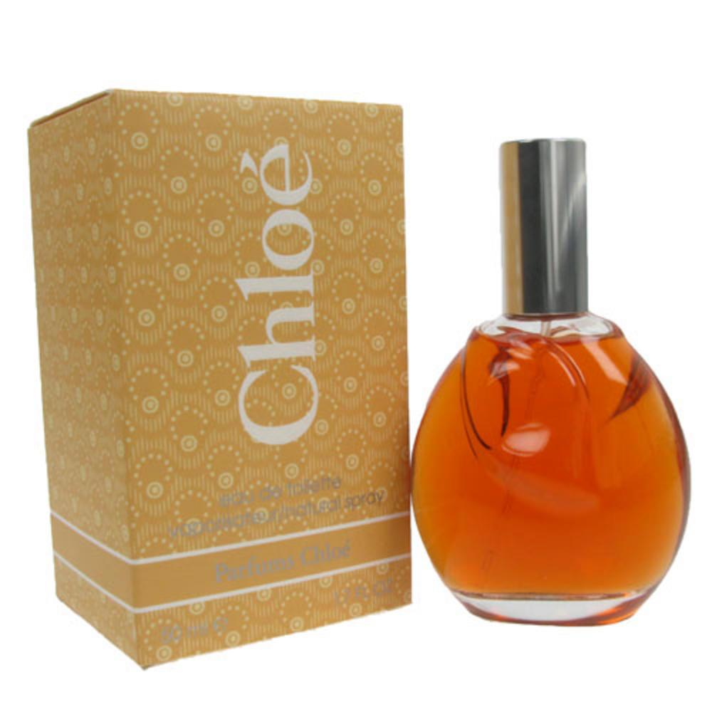 chloe parfums eau de toilette edt natural spray for women. Black Bedroom Furniture Sets. Home Design Ideas