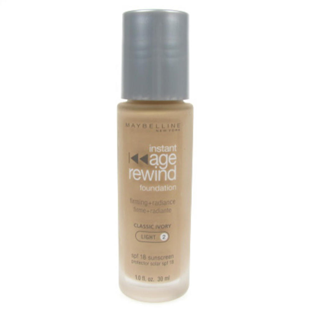 Maybelline Instant Age Rewind Foundation - Classic Ivory Light 2