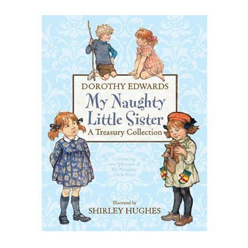 My Naughty Little Sister: A Treasury Collection [Hardcover Book] Enlarged Preview