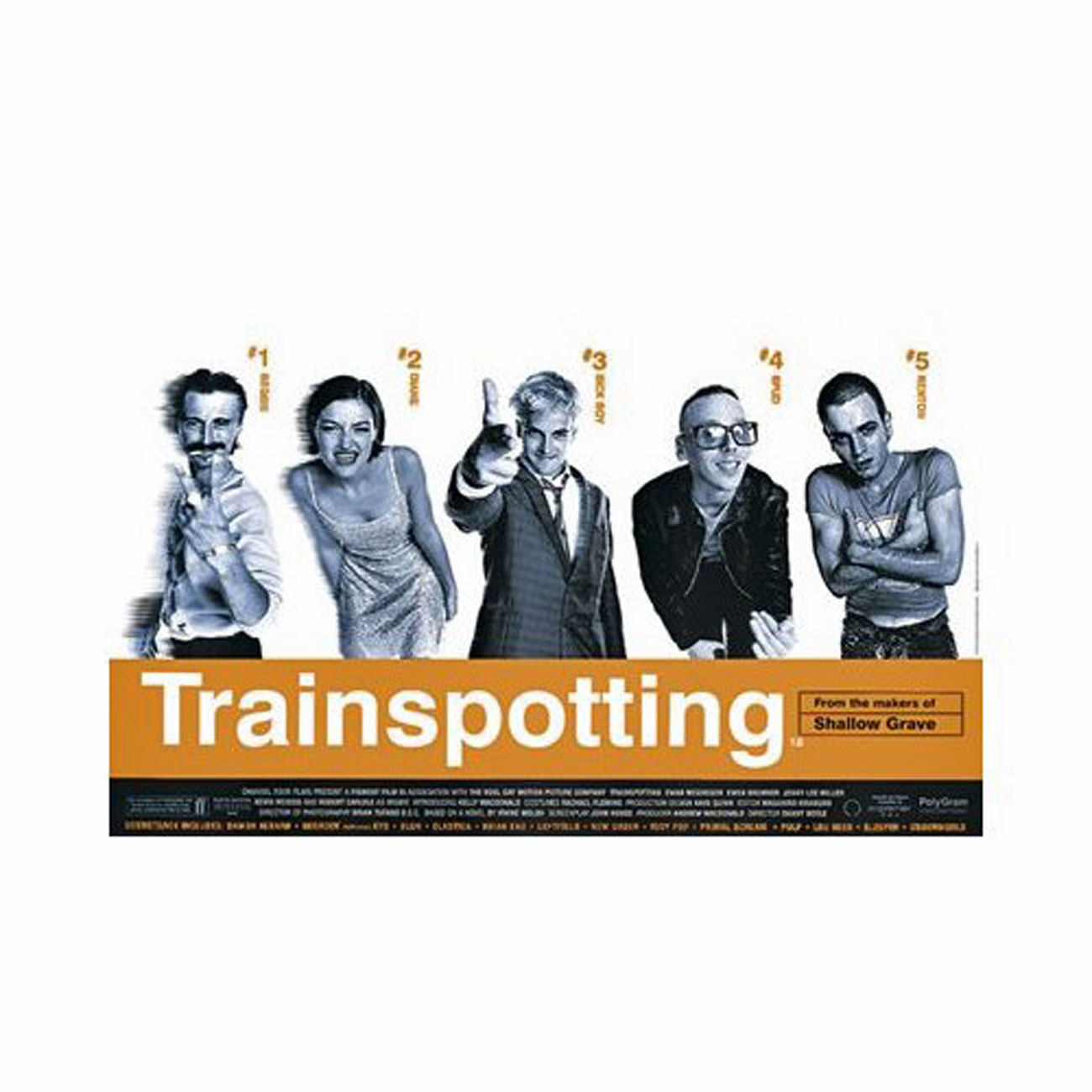 Trainspotting Poster Ebay Maxi Poster Trainspotting