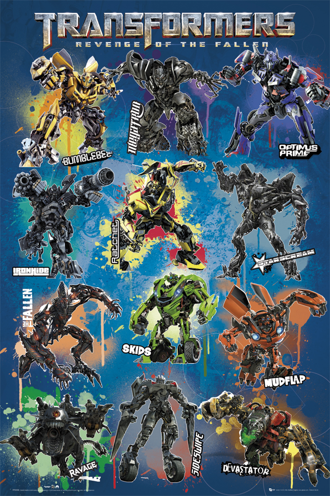 Image Gallery transformers 2 characters