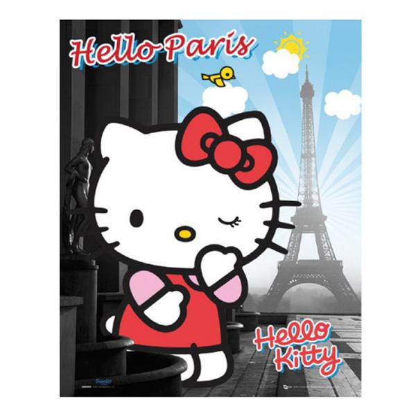 Hello Kitty Home Decor: Poster Wall Print Home Decor Vintage Hello Kitty Maxi