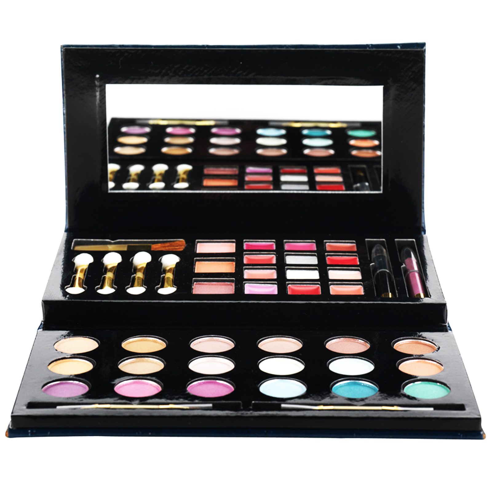 """Full Face Makeup Set worth £ Quantity. Add to bag, Triple Decker Decadence. Gimme Some Sugar. """"recipe for sexy!"""" full-face makeup kit worth £ Quantity. Add to bag, Homemade Hotness. get the pretty started! Benefit Cosmetics LTD. Laughter is the best cosmetic ©, Benefit Cosmetics LTD."""