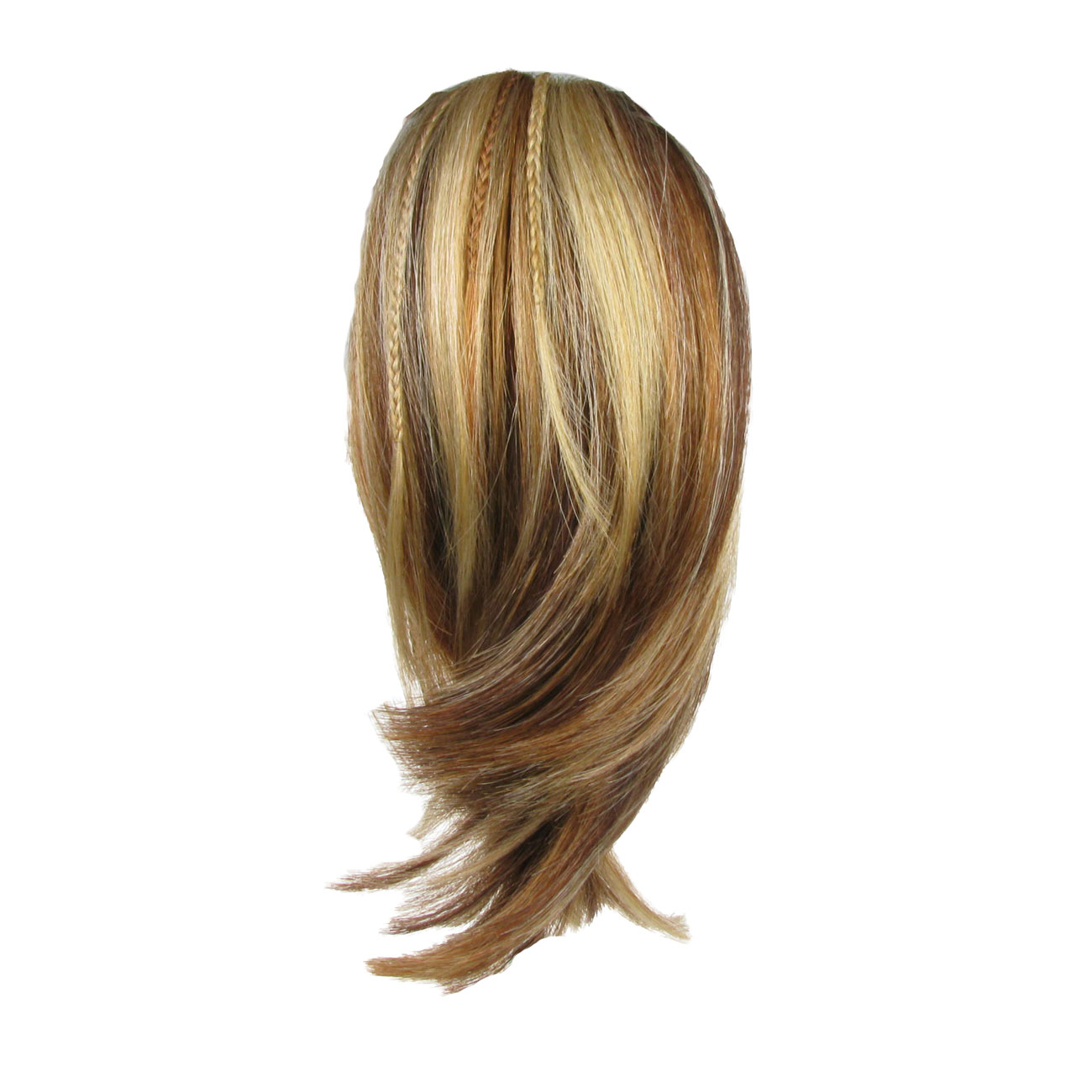 Clip On In Ponytail Hair Piece Extensions Long Wavy Stylish Hair ...