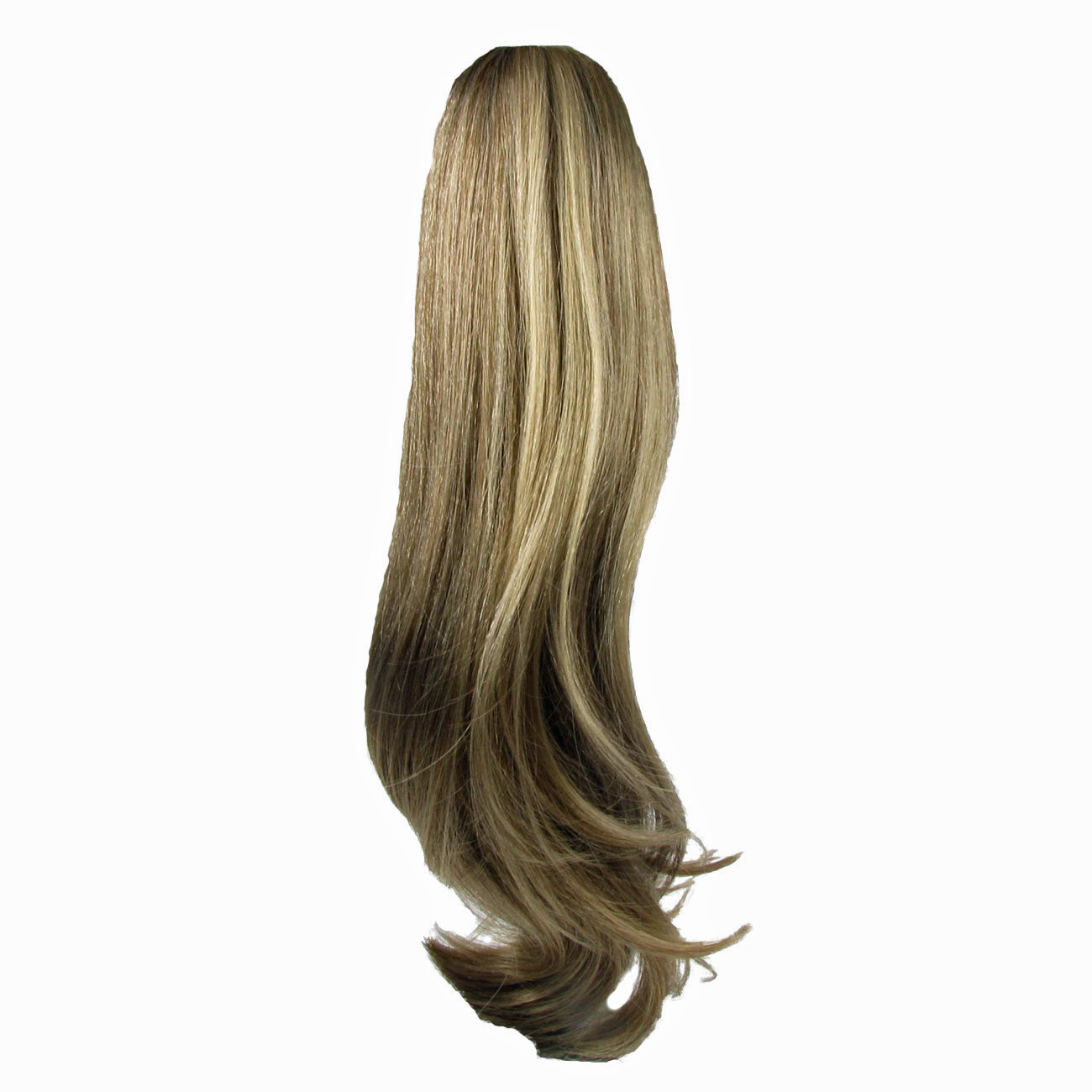 Stupendous Clip In Ponytail Hair Piece Extensions Long Curly Wavy Stylish Hairstyles For Men Maxibearus