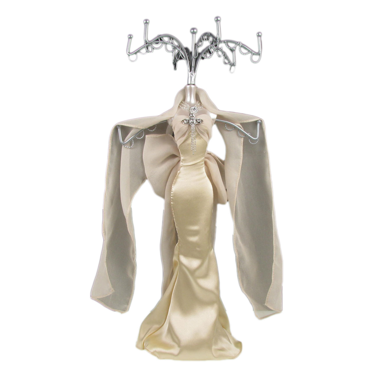 About 35% of these are mannequins, 11% are jewelry packaging & display, and 3% are display racks. A wide variety of lady jewelry stand options are available .