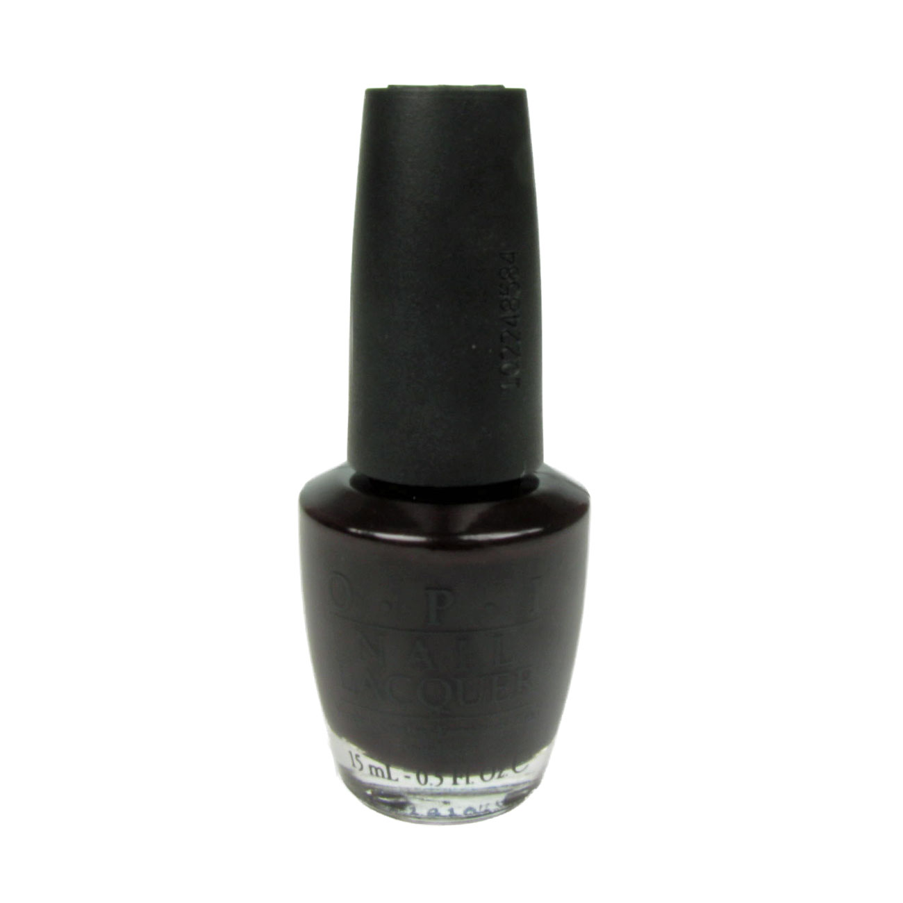 OPI  Nail Lacquer Polish Varnish 15ml Lincoln Park After Dark NL W42 Enlarged Preview