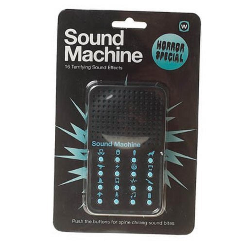 sound effects machine