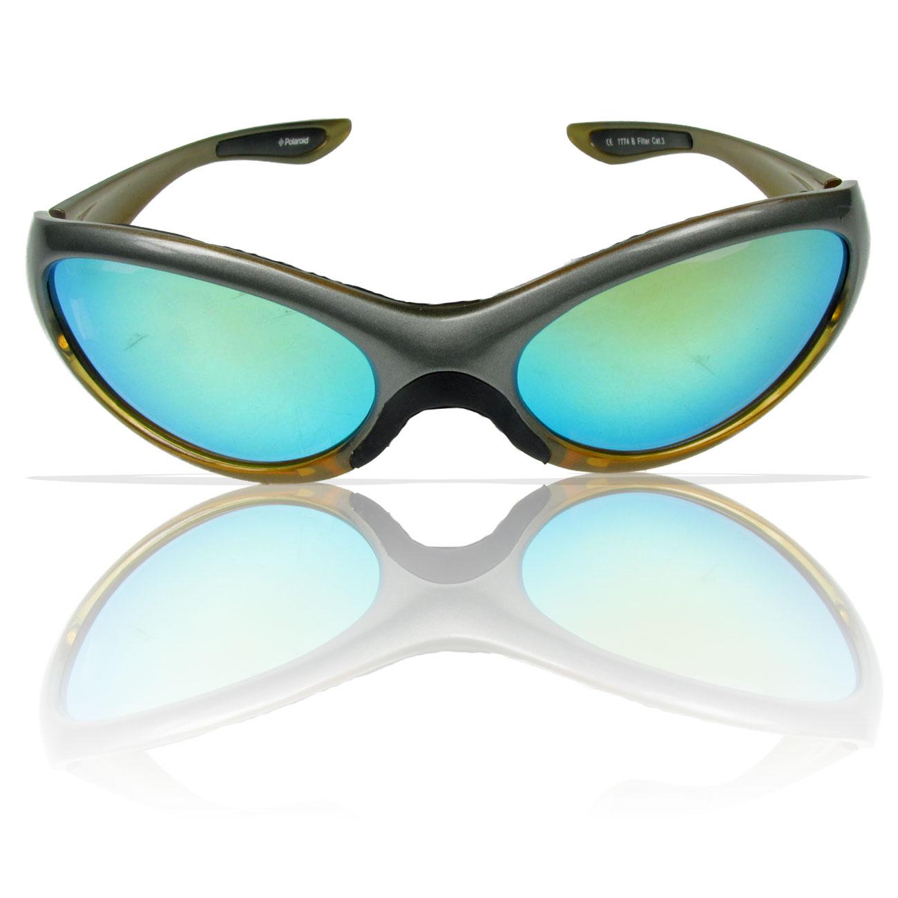 d7f8a85c03ee polaroid sunglasses. Ladies Sunglasses Polaroid Polarized Lens UV400 CAT 2  Inkognito 5712C Scratched ...