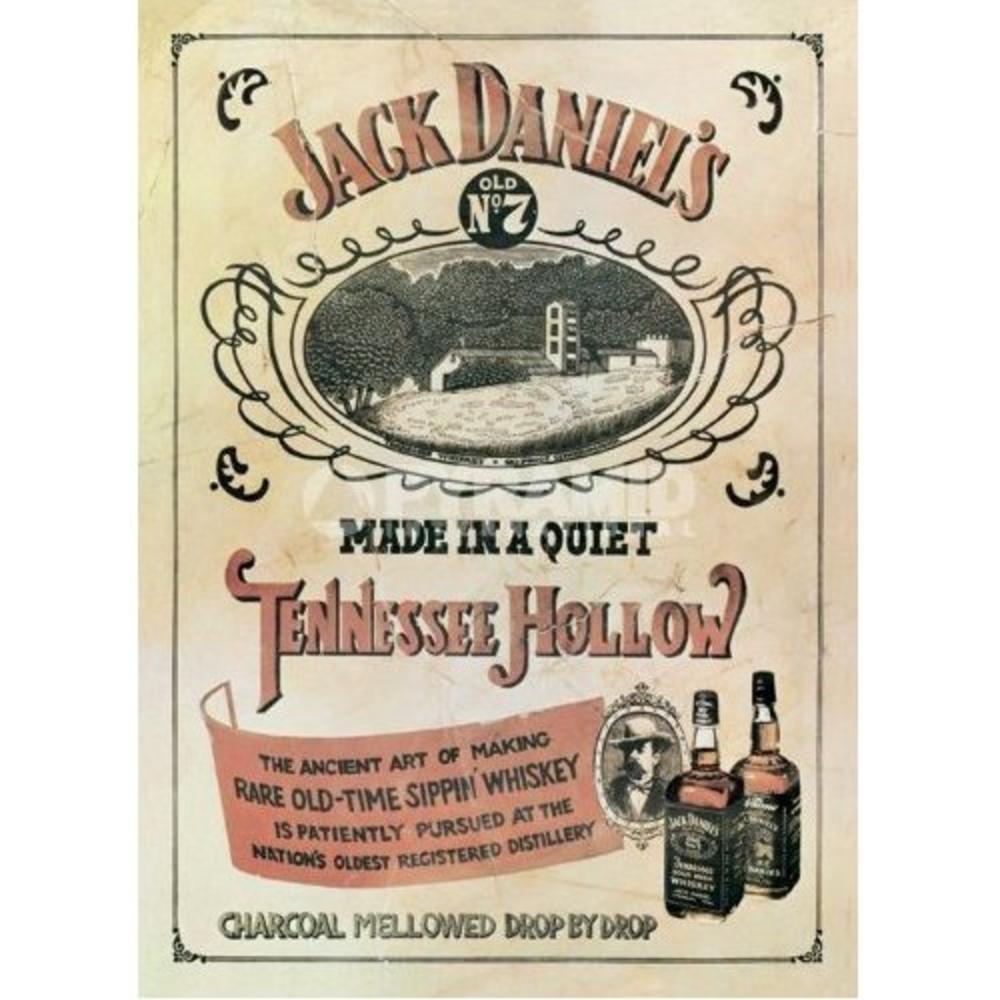 maxi poster jack daniels distillery x cm po thumbnail 1
