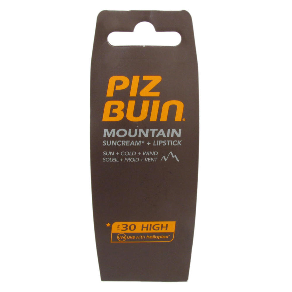 piz buin mountain protection suncream lipstick spf6 stick spf20 20ml suncream lipstick urban. Black Bedroom Furniture Sets. Home Design Ideas