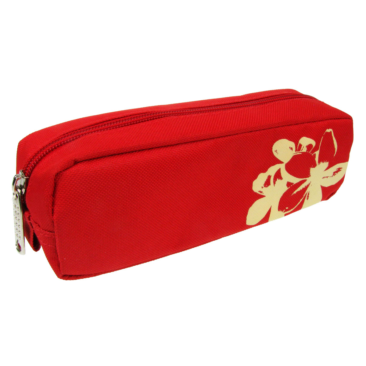 Modella Red Pencil Case Style Cosmetic Toiletry Bag Ebay