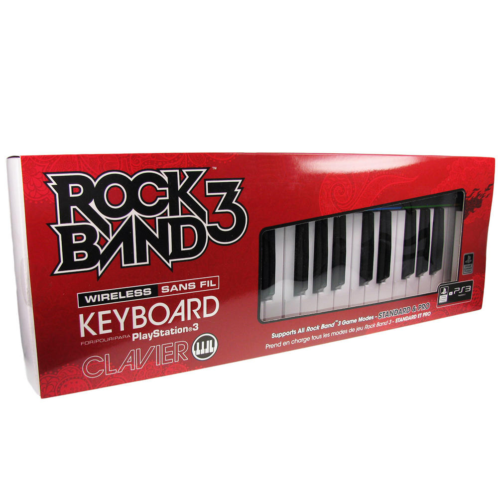 how to play rock me on keyboard
