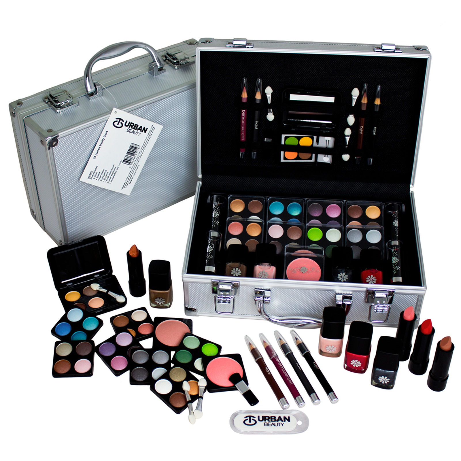 Mac makeup box case