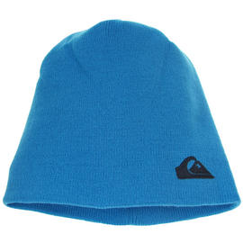 Warm Ski Quiksilver Beanie Hat Cap Unisex Synthetic Acrylic Blue One Size Preview