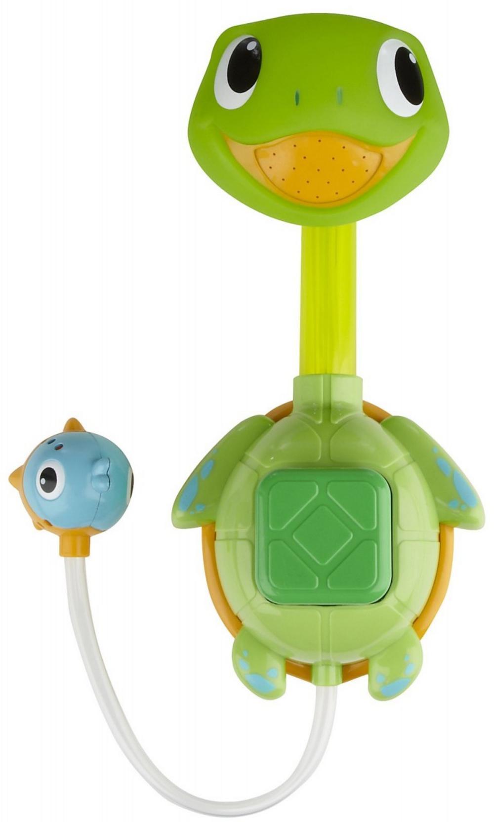 Baby Bath Toys : Munchkin baby child interactive turtle shape shower bath