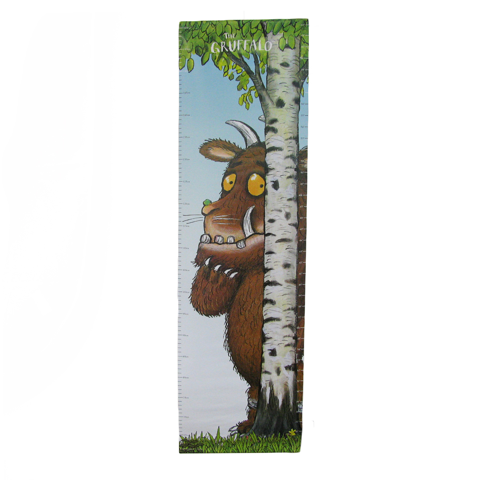 Gruffalo childrens bedroom 160cm height chart 10 stickers gift thumbnail 1 thumbnail 2 amipublicfo Image collections