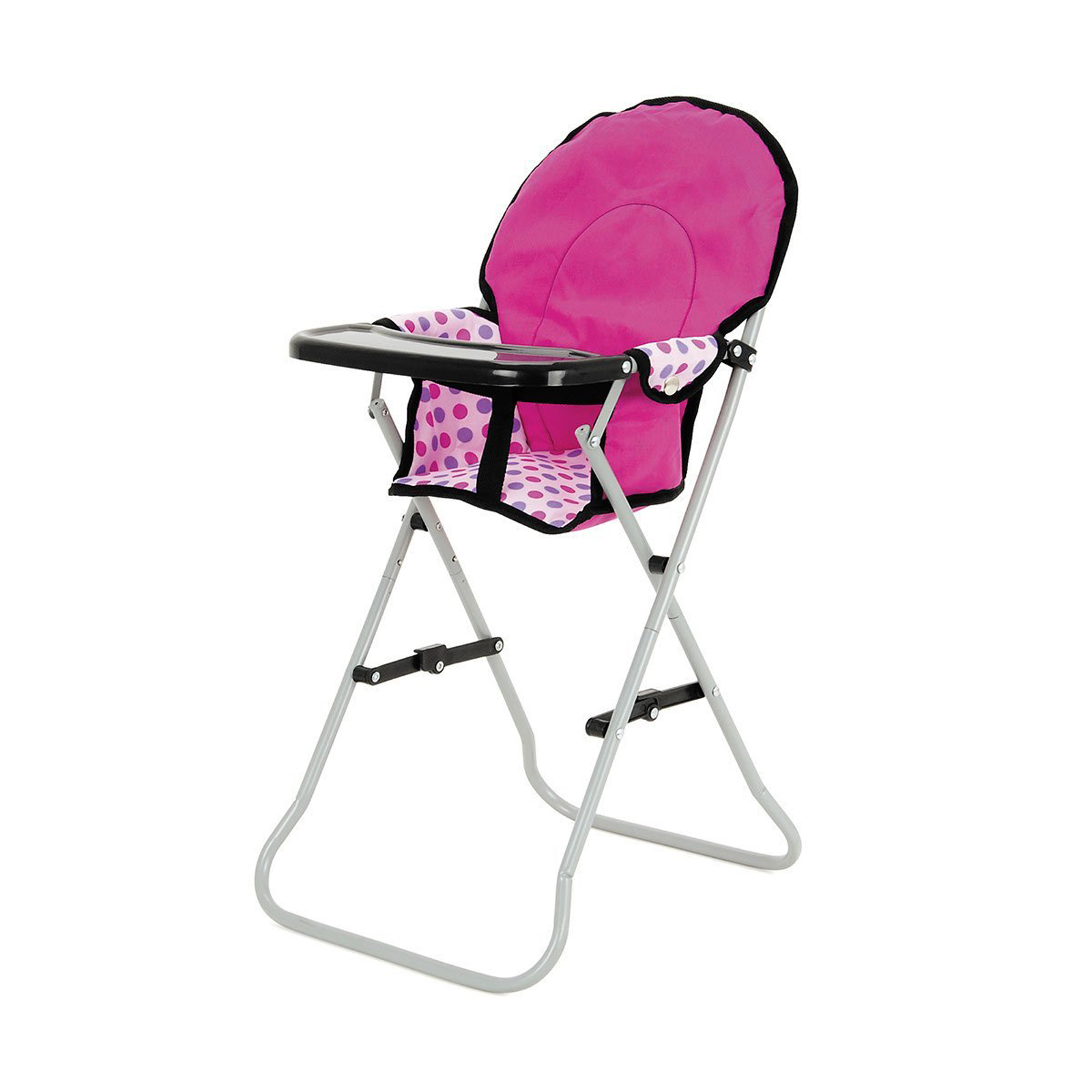 Toyrific Snuggles Collapsible Dolls Play Time Pink High