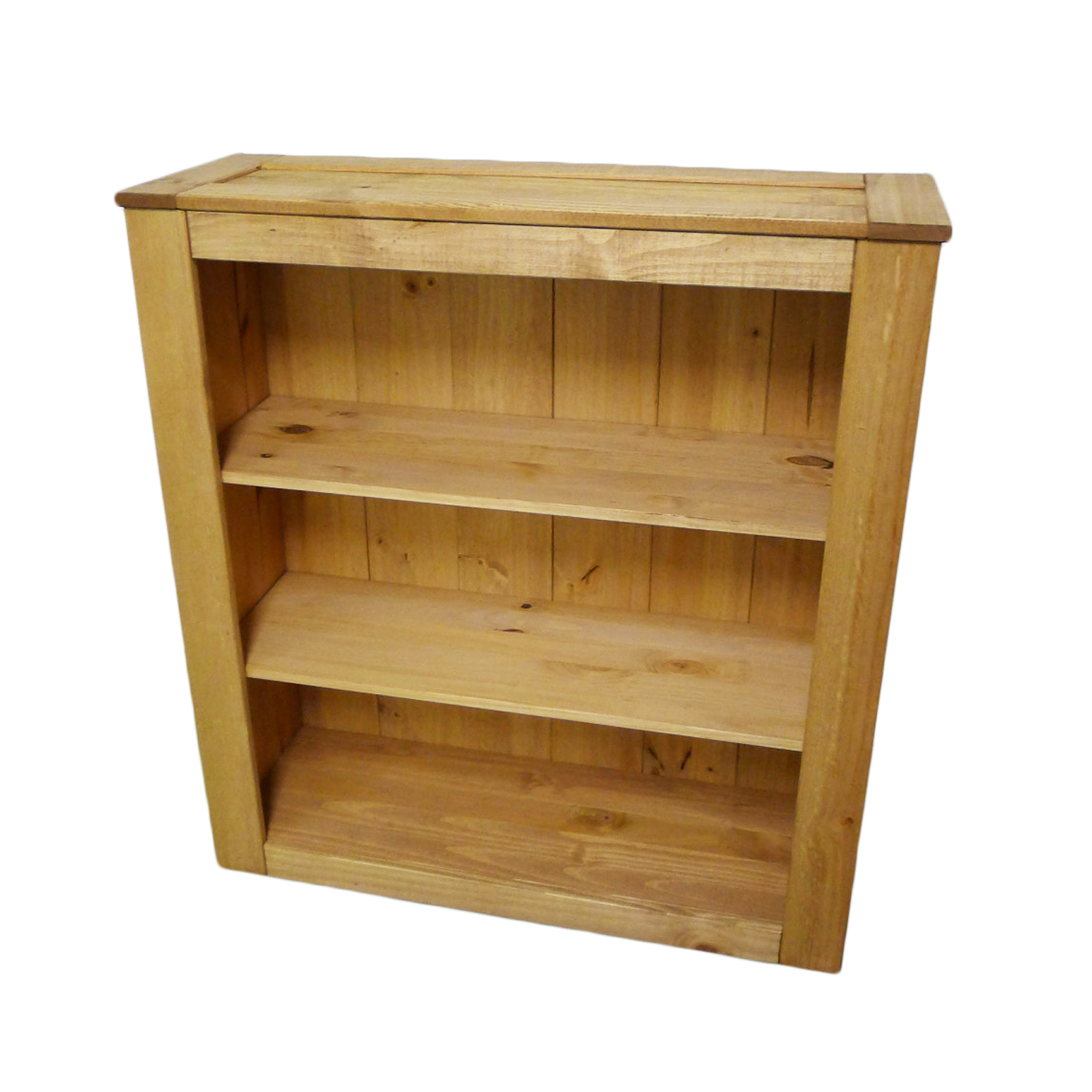 st albans solid pine bookcase bookshelf storage unit or dresser