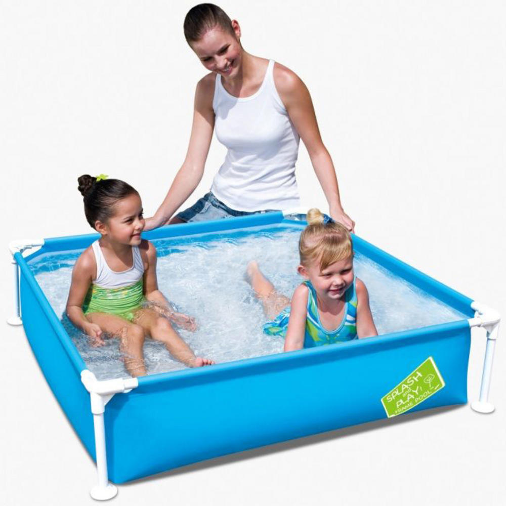Swimming pool garden paddling summer first frame bestway for Best children s paddling pool
