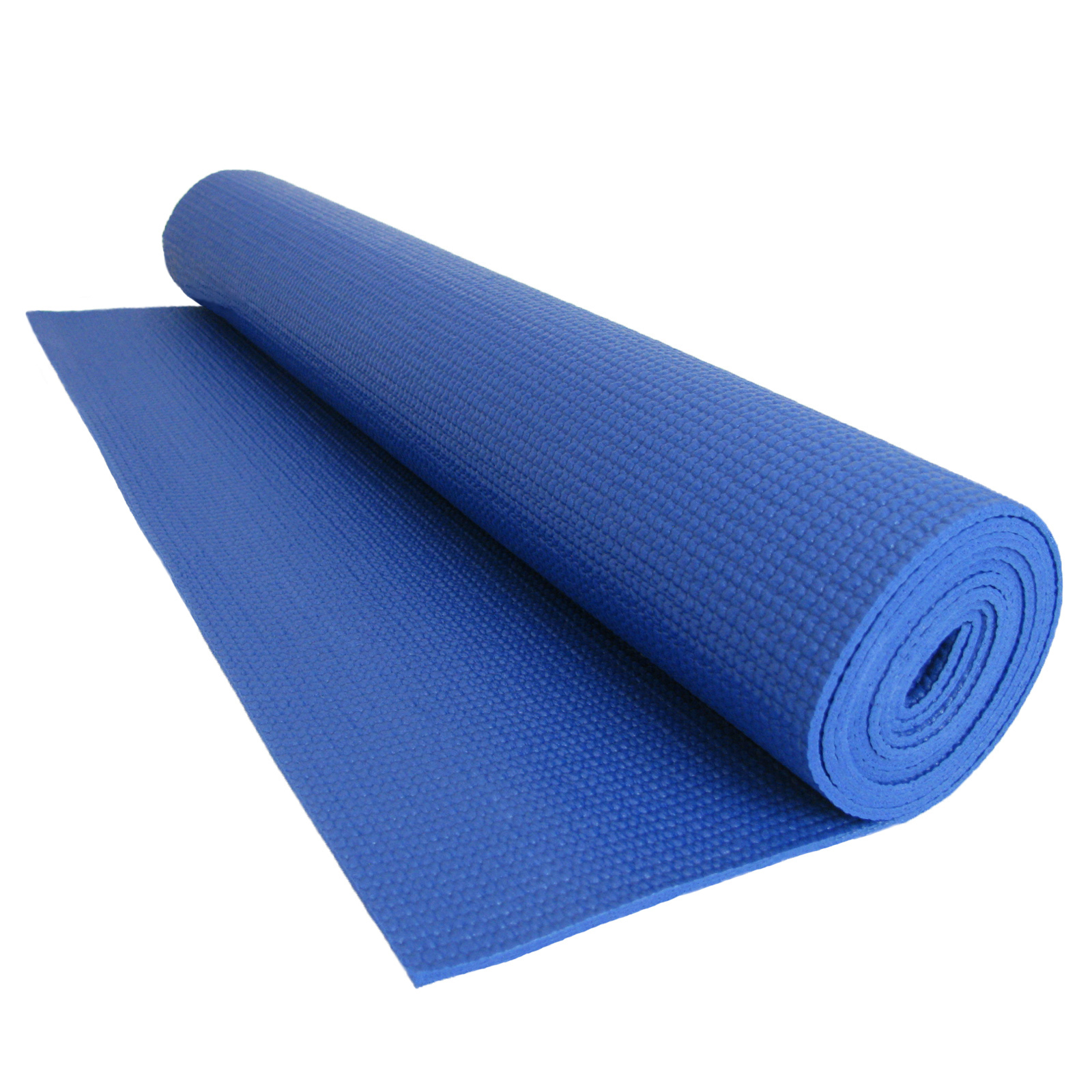 Yoga Mat Beginners Exercise Pilates Non Slip Assorted Karma Gym With