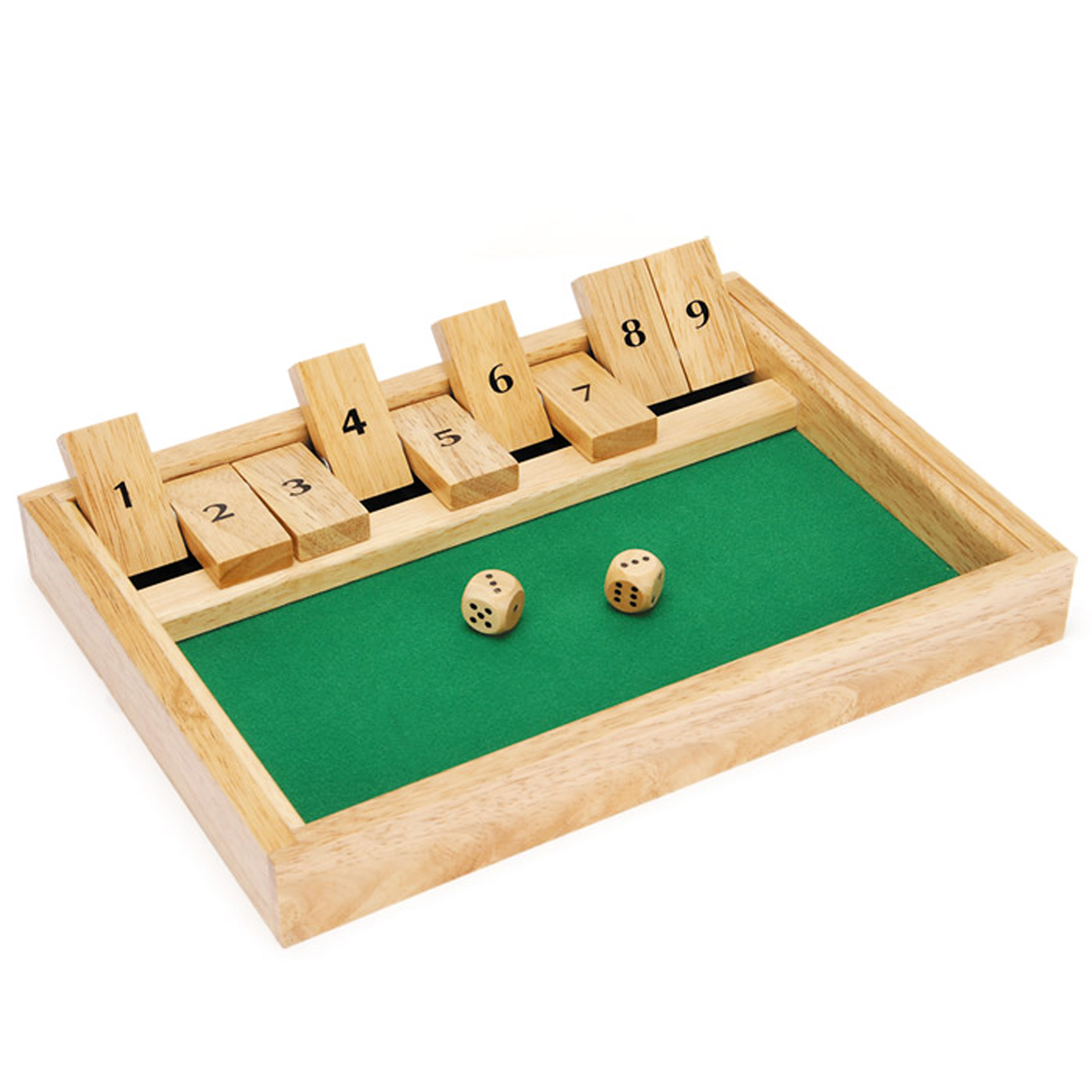 Spiel Shut The Box