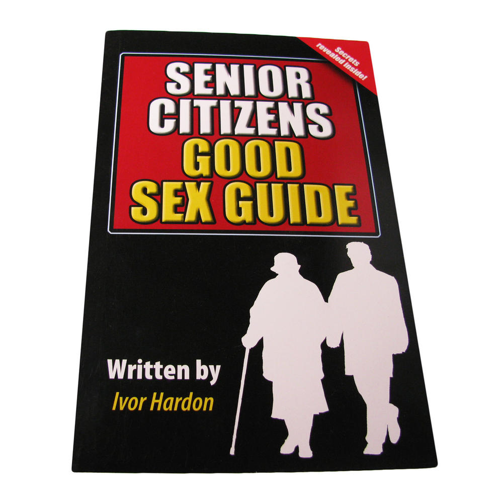 Senior citizens oral sex jokes