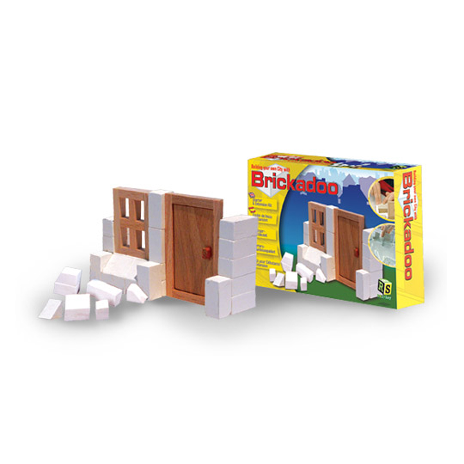 Construction Toys Sets : Construction toy building blocks set kids bricks kit