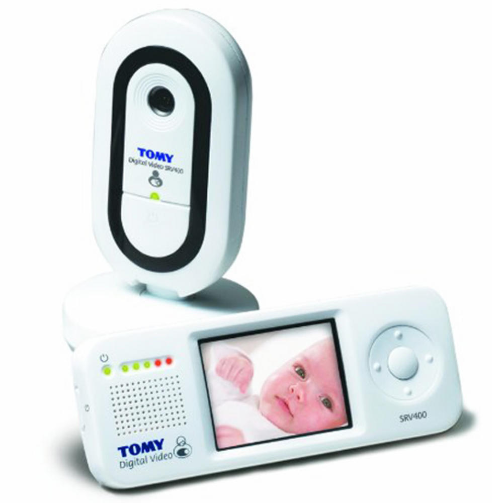 tomy digital video audio sound movement camera infant baby monitor baby monitor urban trading. Black Bedroom Furniture Sets. Home Design Ideas