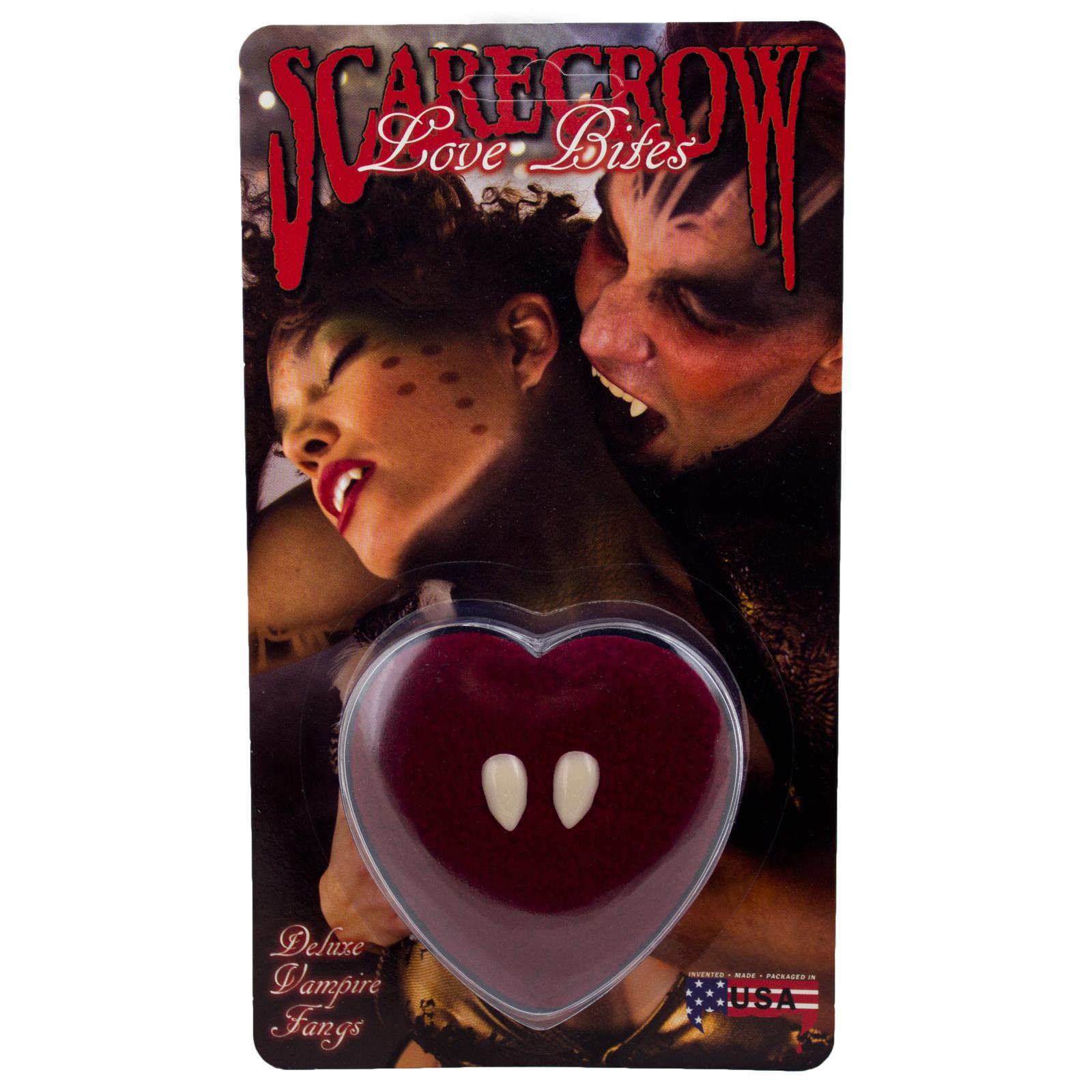 Bites small deluxe vampire fangs teeth halloween fancy dress ebay