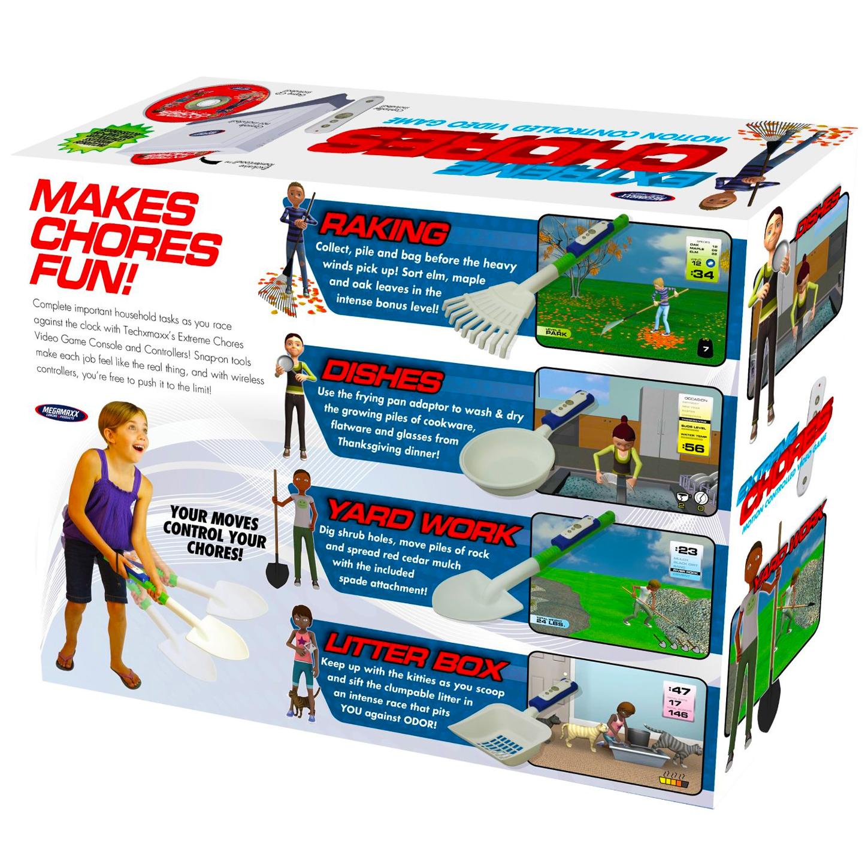 Novelty Prank Gift Box Birthday Extreme Chores Fun Gag Funny Joke Presents