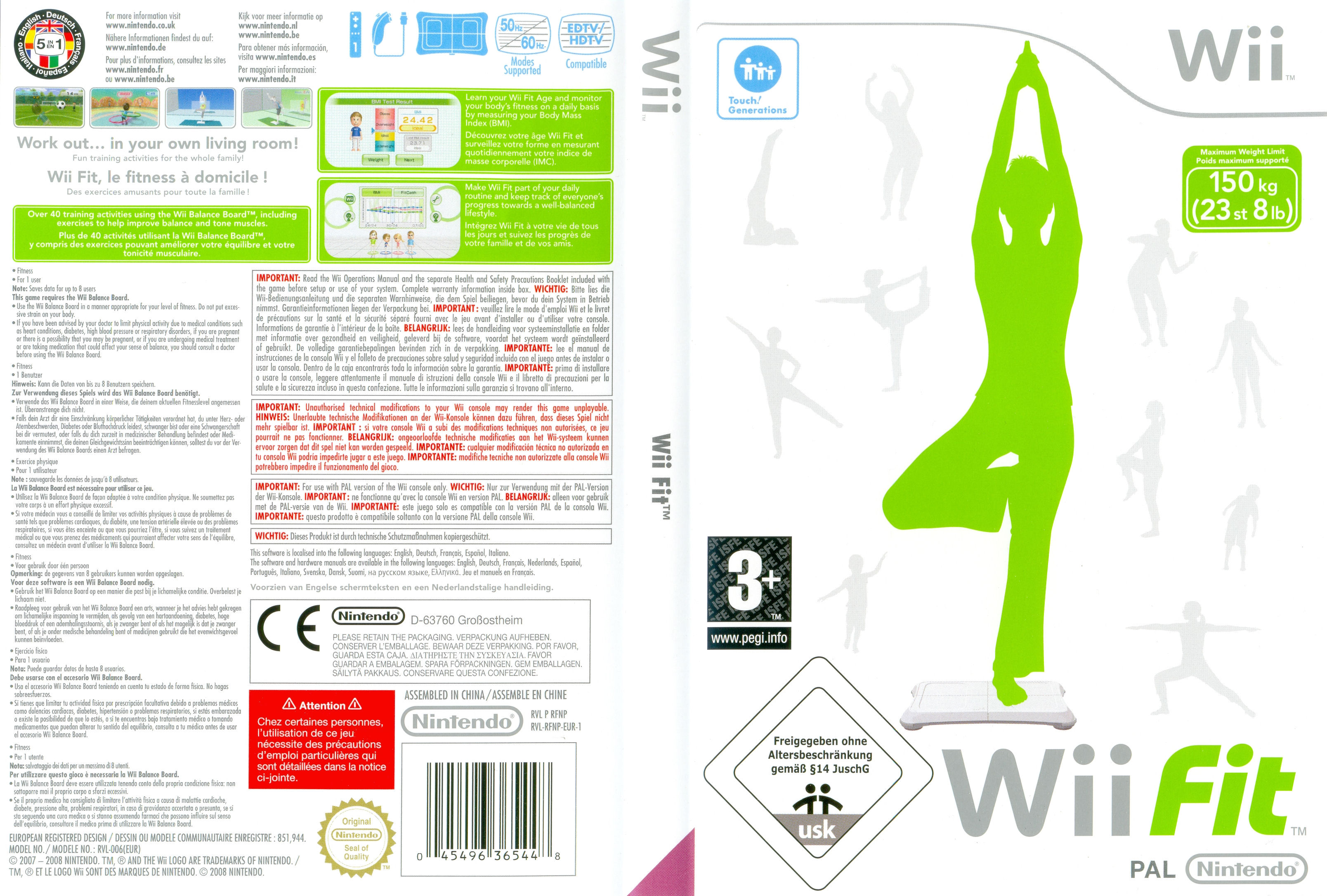 how to connect wii fit board