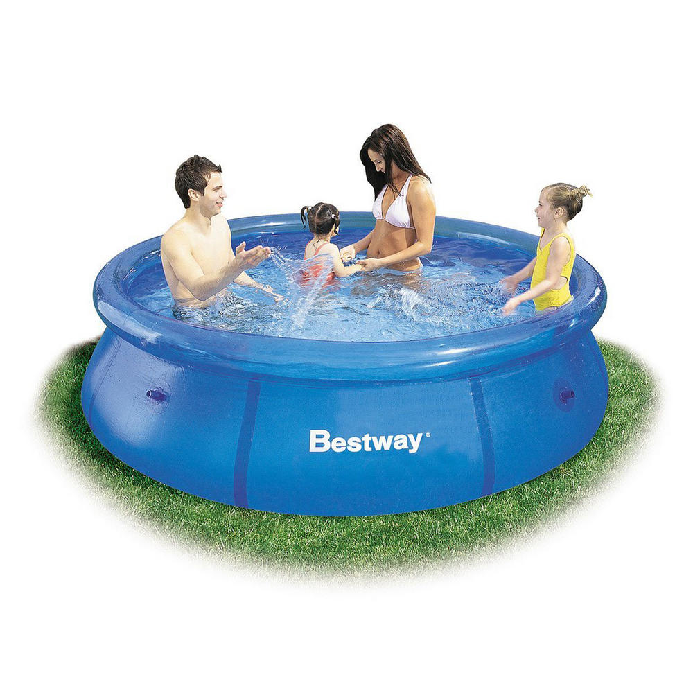 Pool garden swimming paddling family outdoor inflatable for Family garden pool
