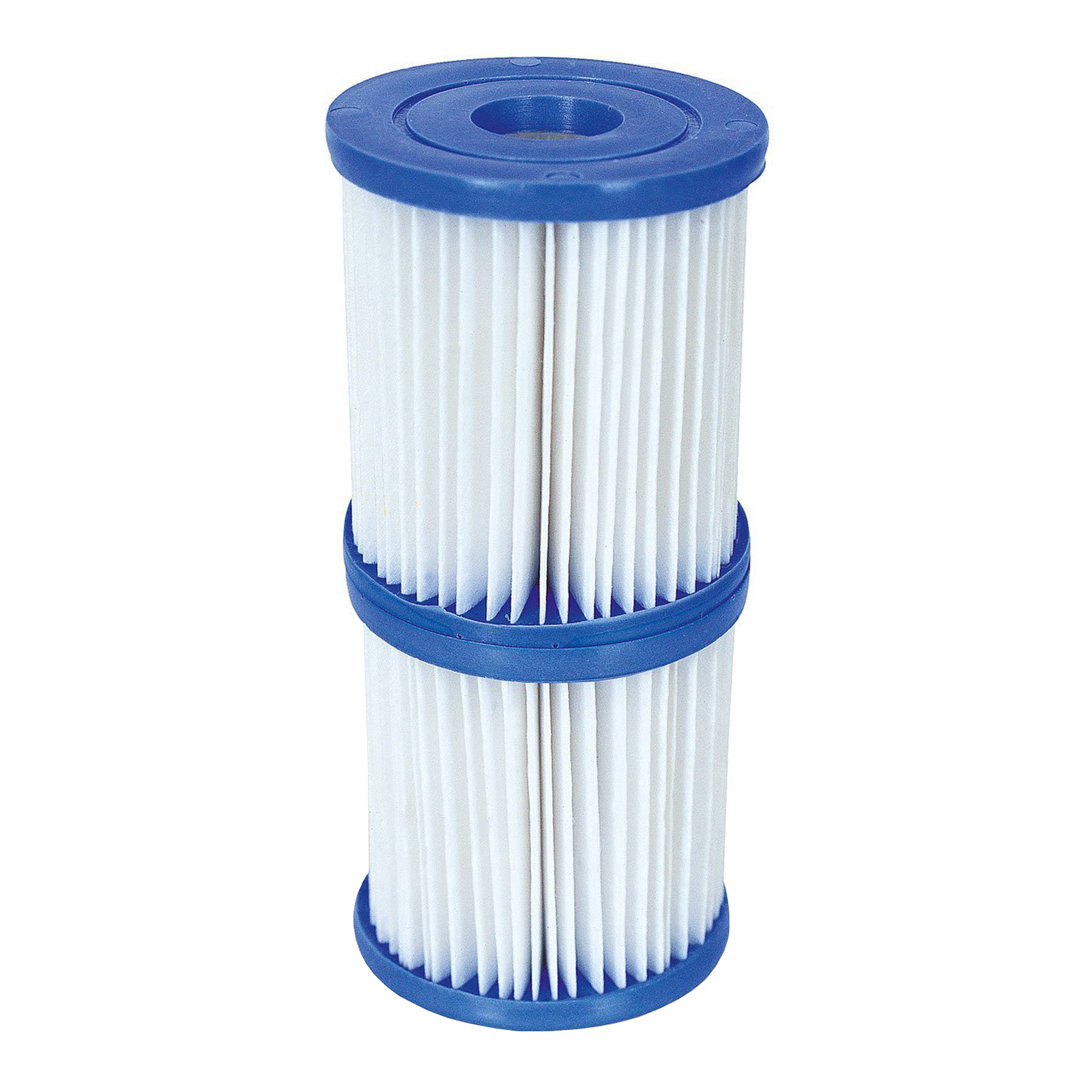 Pool Filter Cartridge Swimming Cleaner Water Bestway Twin Pack Fits 3 1 X 3 5