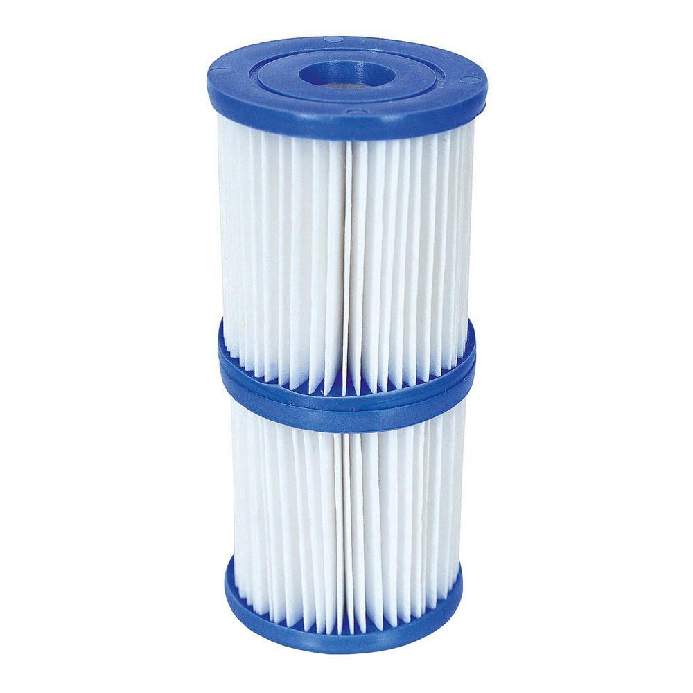 Pool filter cartridge swimming cleaner water bestway twin How to clean swimming pool filter cartridge