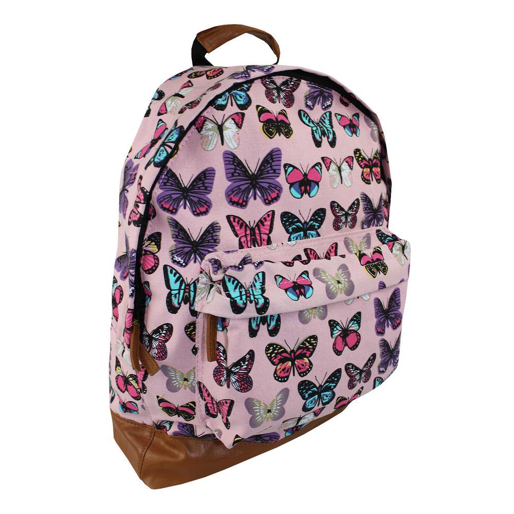 Urban Butterfly Print Womens School College University