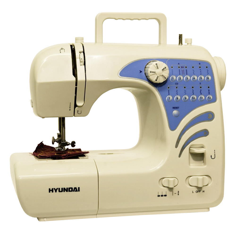 heavy duty portable sewing machine