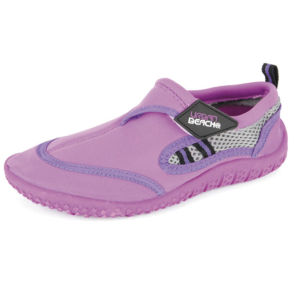 Girls Aqua Shoes Urban Beach Pool Wear Waterproof Holiday ...