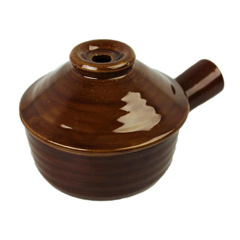 Cooking Pot Microwave Stone Home Stoneware Kitchen Micro