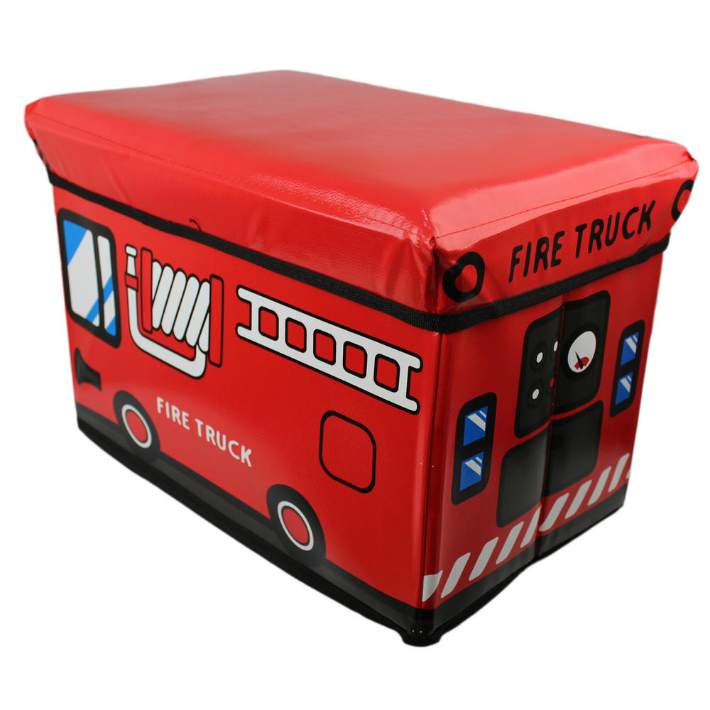 Fire Truck Toy Box And Storage Bench 28 Images Storage Benches And Nightstands Beautiful