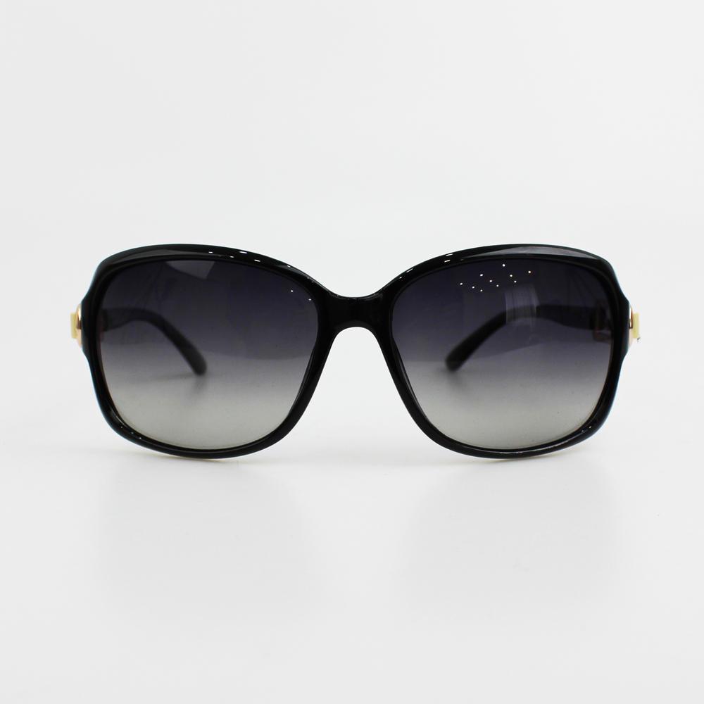 dfea2907c5 Polaroid Polarised Lens UV400 CAT 3 Anti Glare Sunglasses 8211A Sunglasses  - Black