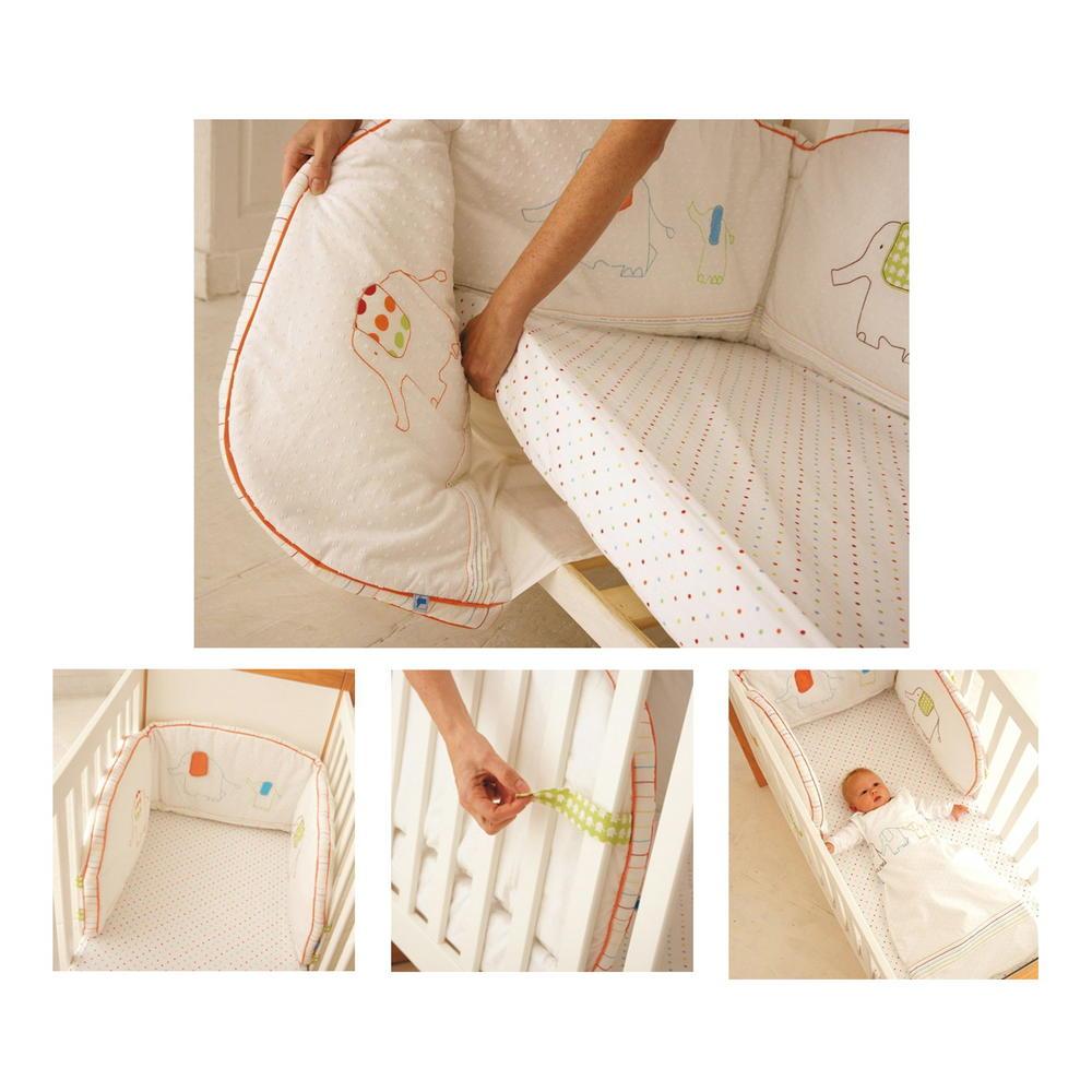 [crib bumper pads babies r] - 28 images - popular green ...