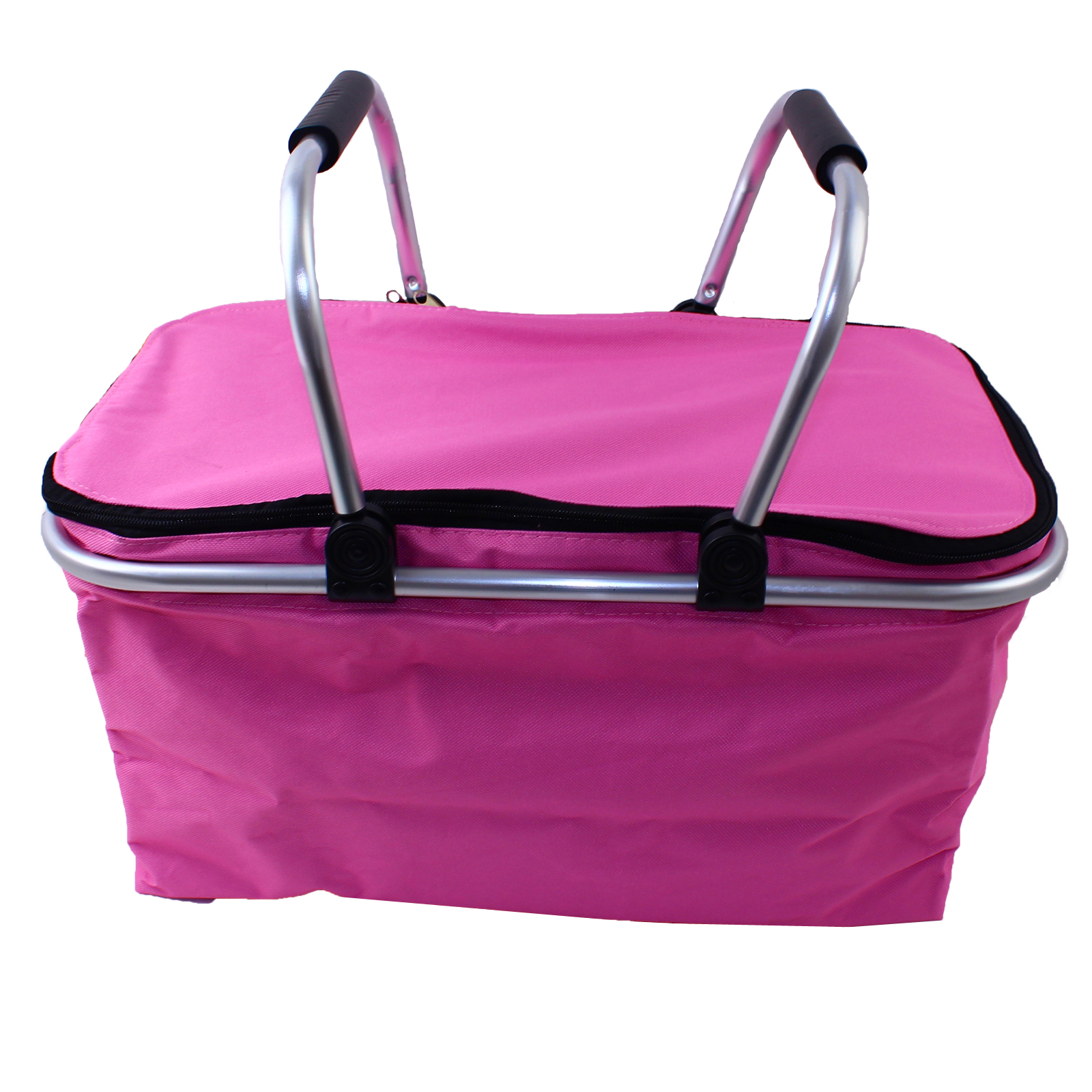 picnic basket refroidisseur sac panier isotherme pliable. Black Bedroom Furniture Sets. Home Design Ideas