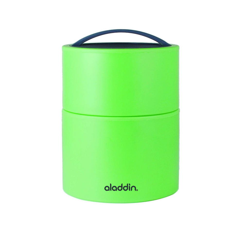 lunch box food work insulated bento aladdin lid design safe green lunch. Black Bedroom Furniture Sets. Home Design Ideas