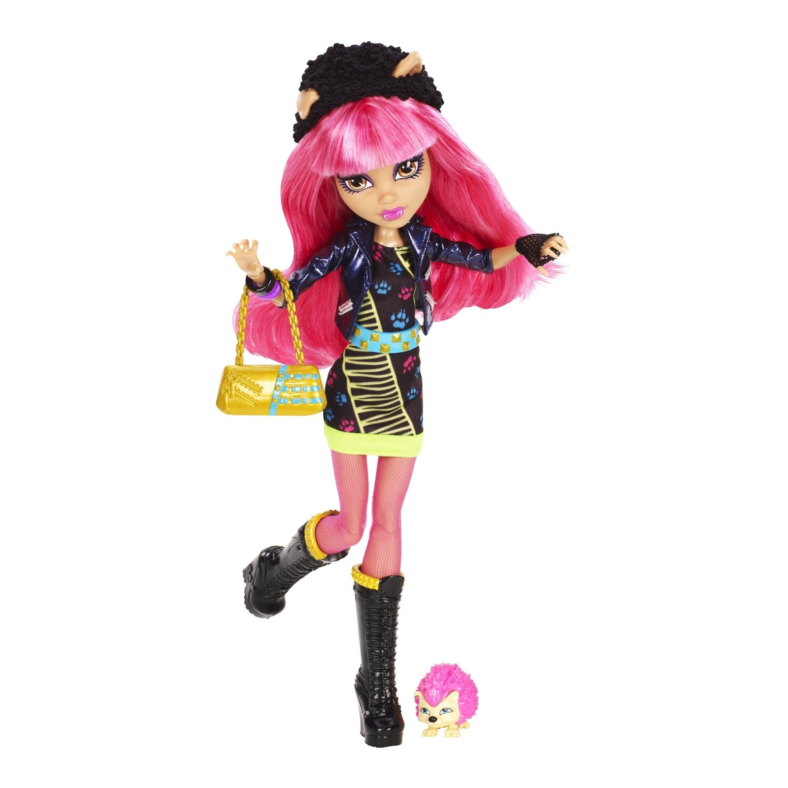 Toy Doll Monster High Howleen Wolf Girls Accessories ...