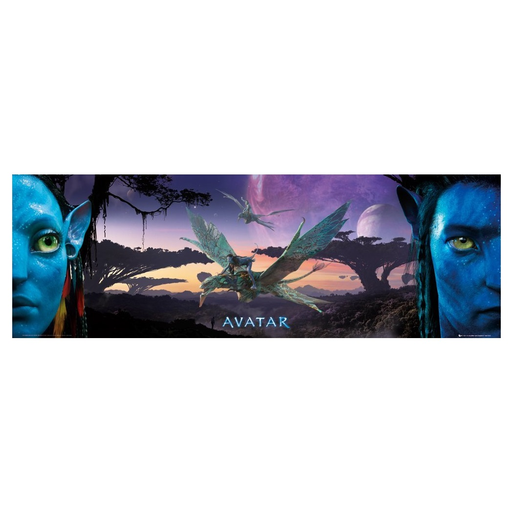 Avatar Movie Poster: Avatar Poster Movie Huge Large Wall Art Decor Home