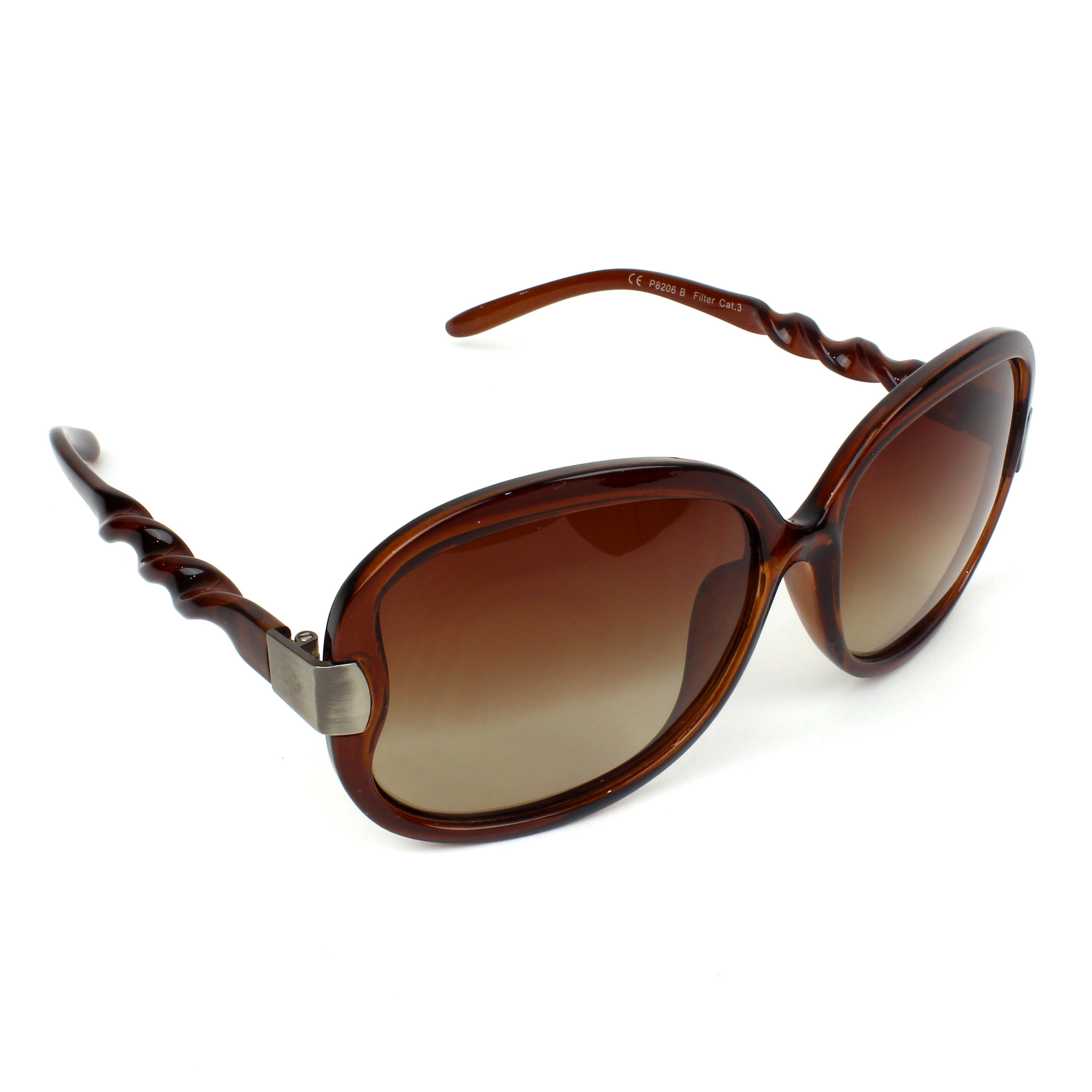 6804791139 Ladies Sunglasses Polaroid Polarized Lens UV400 CAT 3 Fashion Designer  8206B